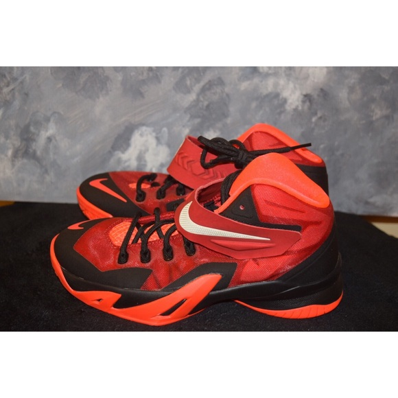 competitive price 187bf d011c Nike Zoom LeBron Soldier 8 GS